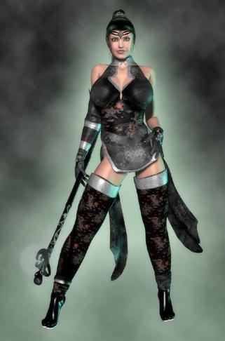 Onyx Thunder