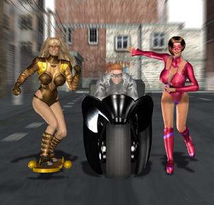 speeddemons