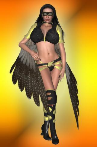Golden Eagle bio
