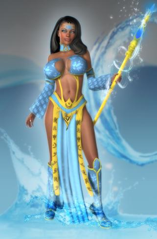 Sapphire Storm bio